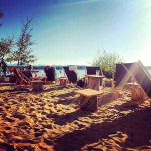 Beach Bar Kleines Seehaus Starnberger See
