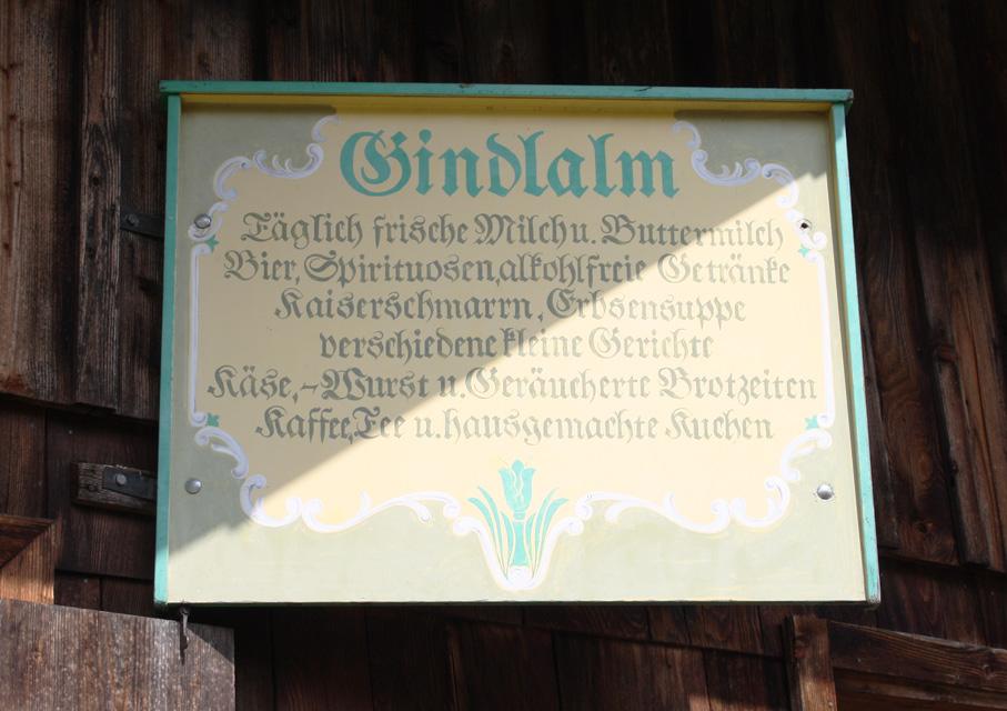 Wandern mit Kindern zur Gindalm am Tegernsee