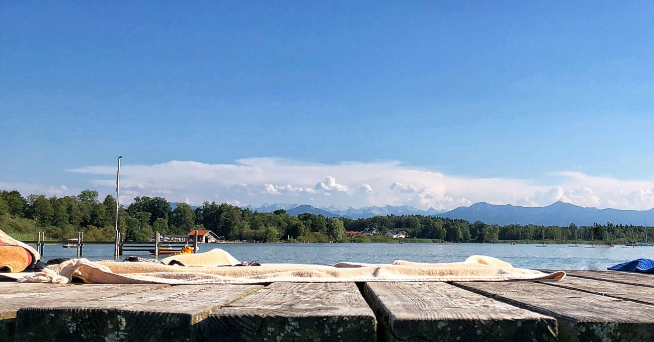 Beach Bar Kleines Seehaus am Starnberger See
