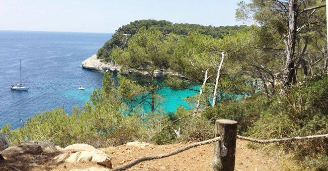 Menorca Urlaub mit Familie