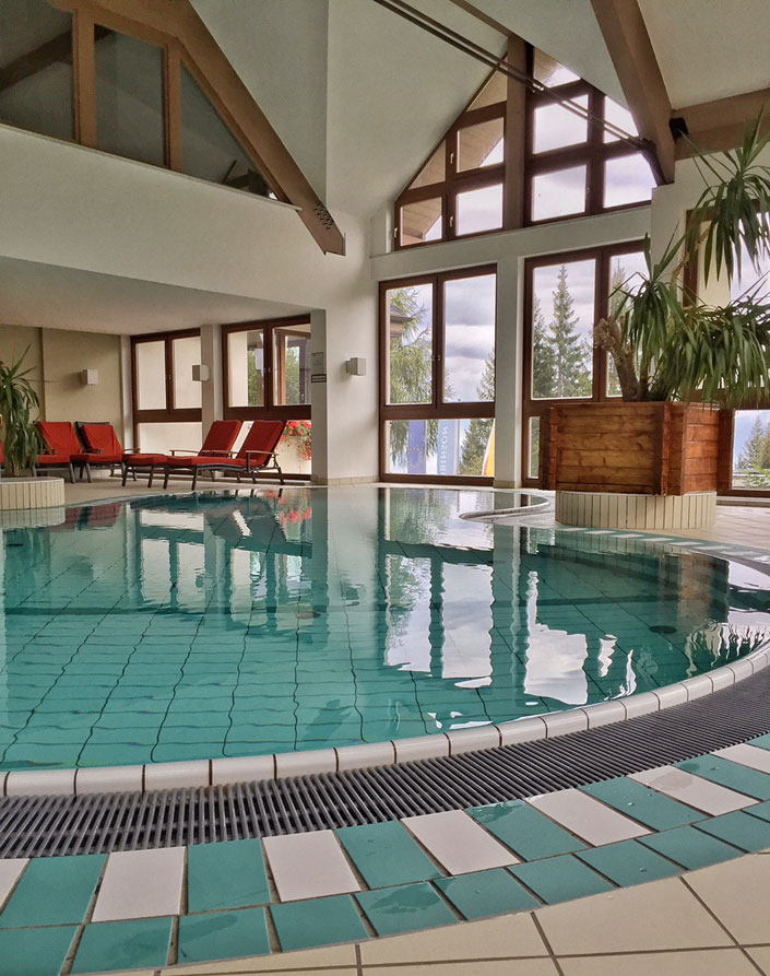 Schwimmbad-Schlani