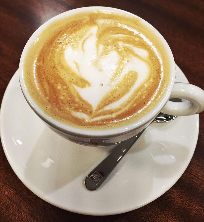 Eataly-Cappuccino