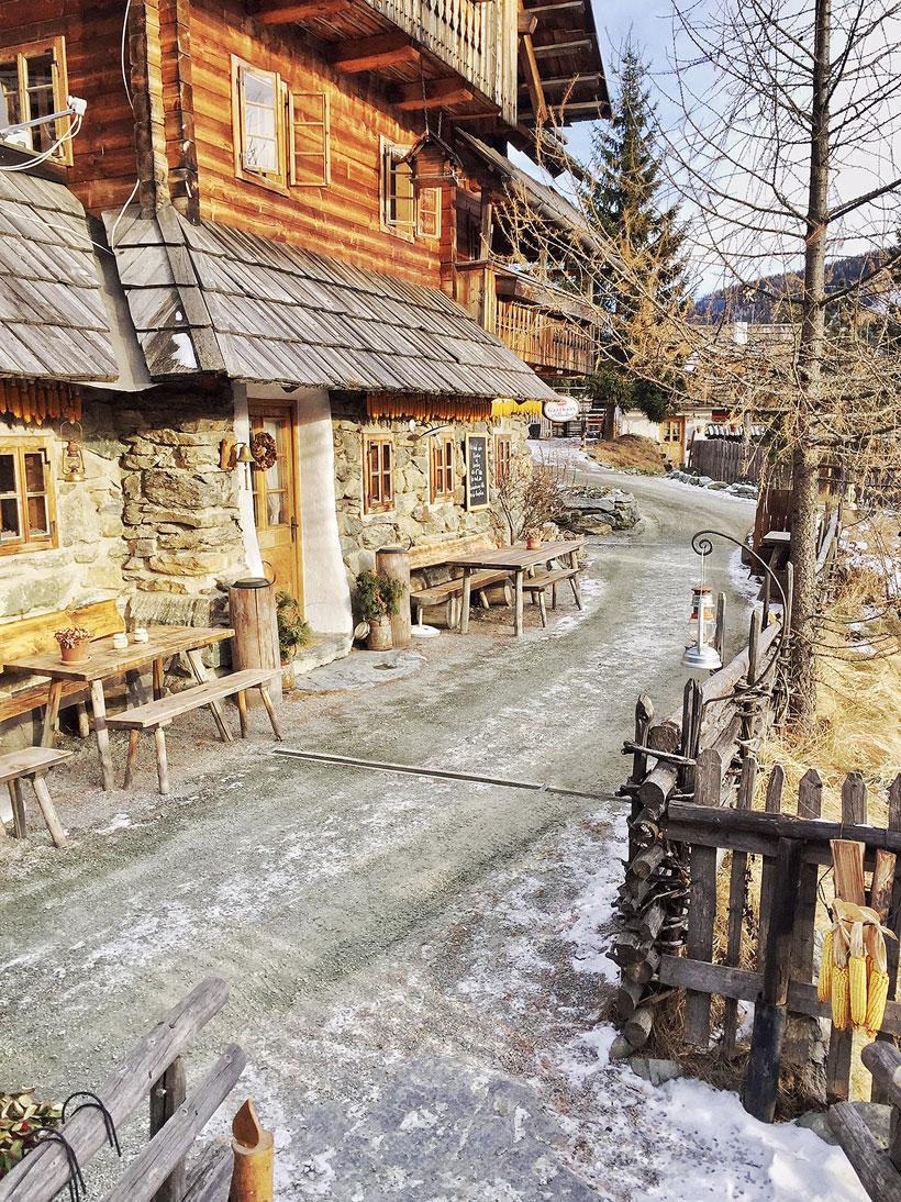 Fellacher-Alm-Restaurant