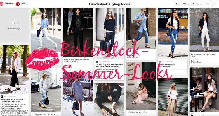 Birkenstock Look