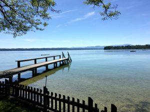 Baden mit Kindern Starnberger See
