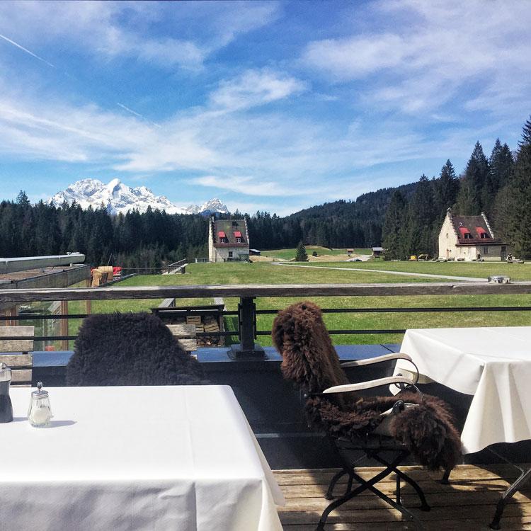 Kranzbach-Mittagessen