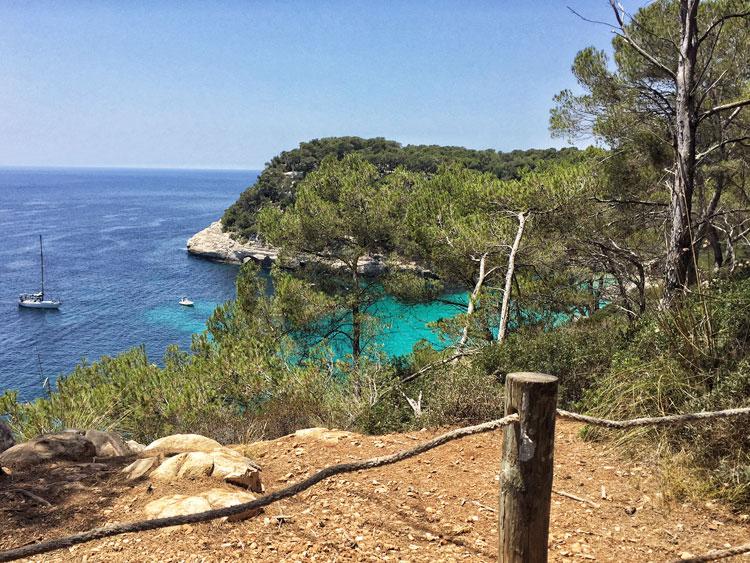 Sommerferien-Menorca