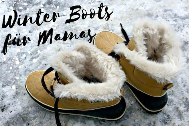 Sorel Boots für den Winterlook
