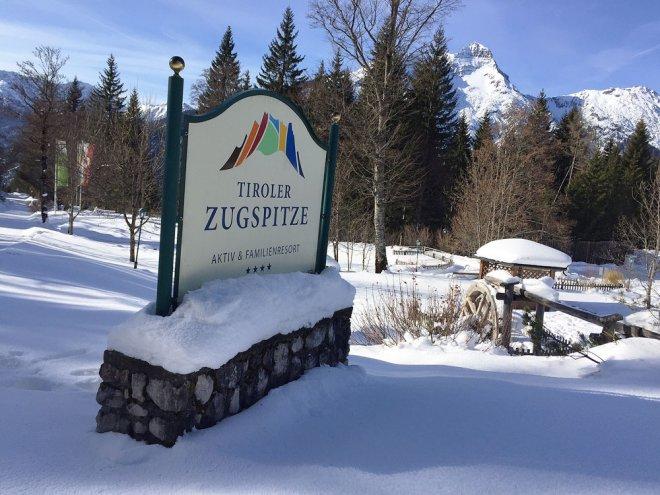 Tiroler Zugspitze Resort