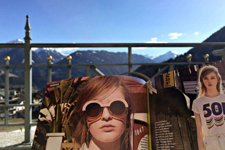 Skifahren mit Kindern in Serfaus Fiss Ladis
