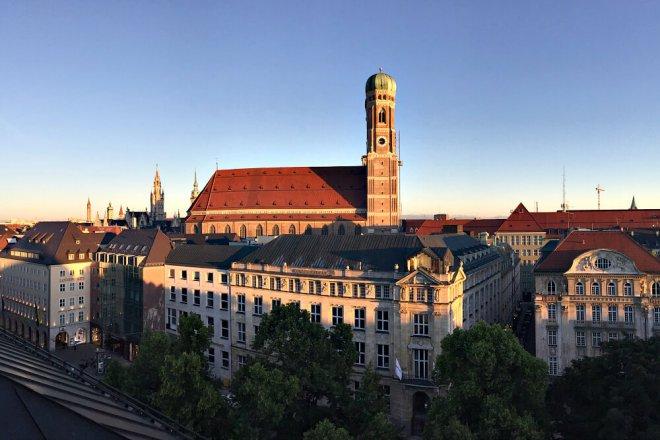 Rooftop Bars München