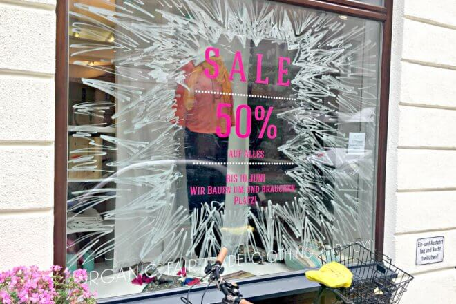 Muenchen-Shopping-Sale