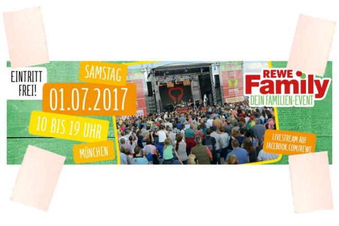 Rewe Family Day München