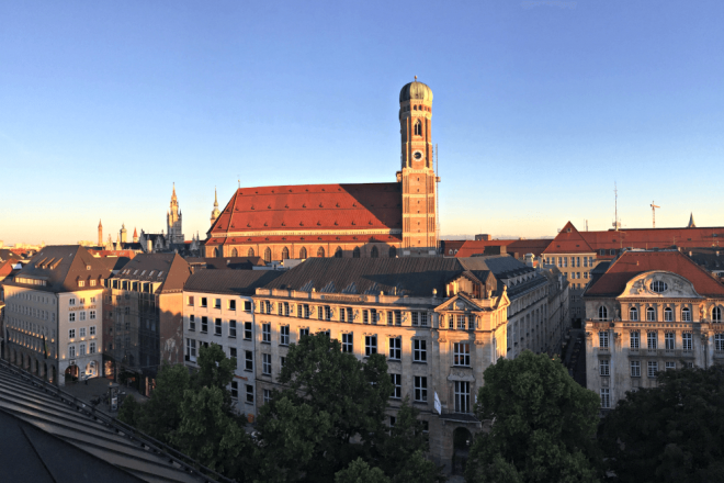 Rooftop Bar München