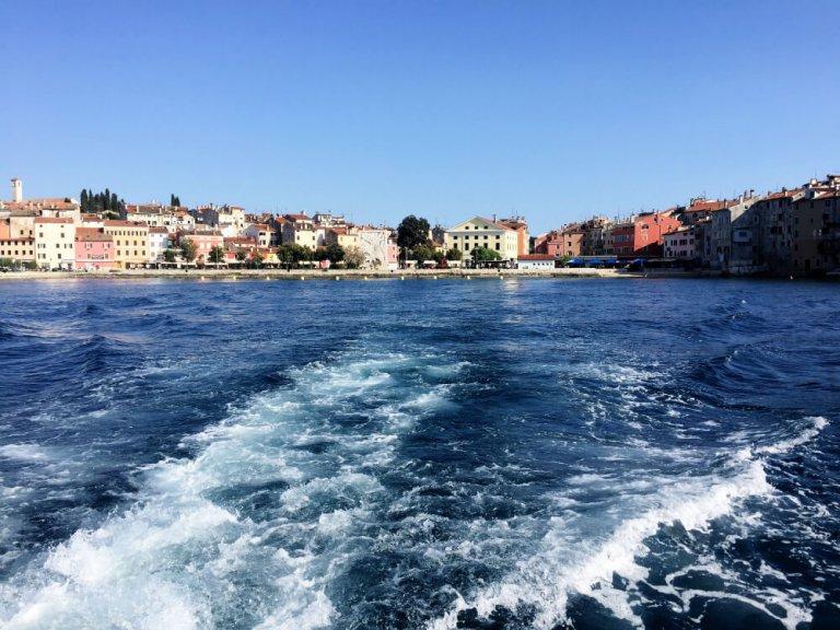 Familienurlaub Rovinj Kroatien