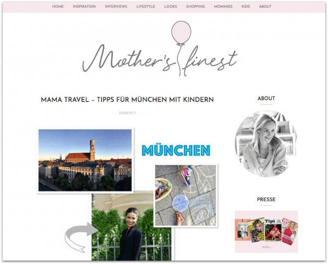 München mit Kindern