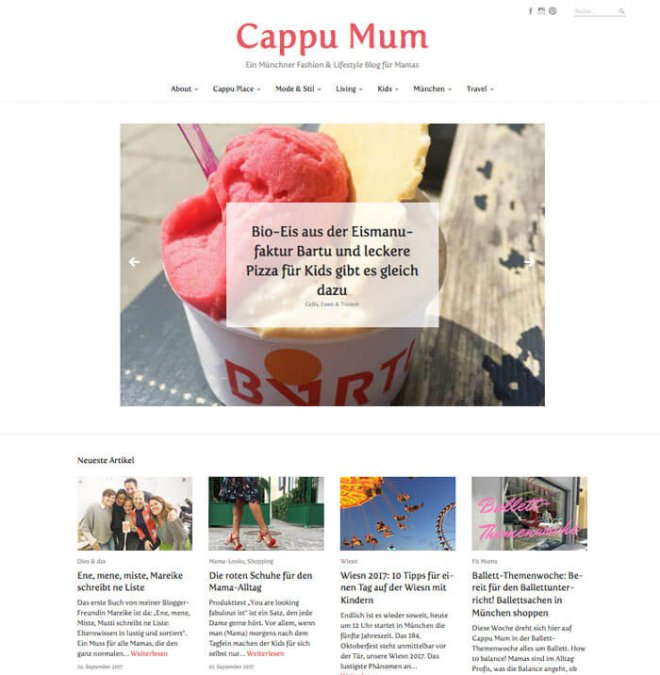 5 Jahre Cappu Mum Mamablog