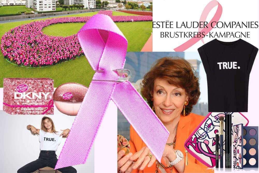 Brustkrebs Bewusstsein Interview