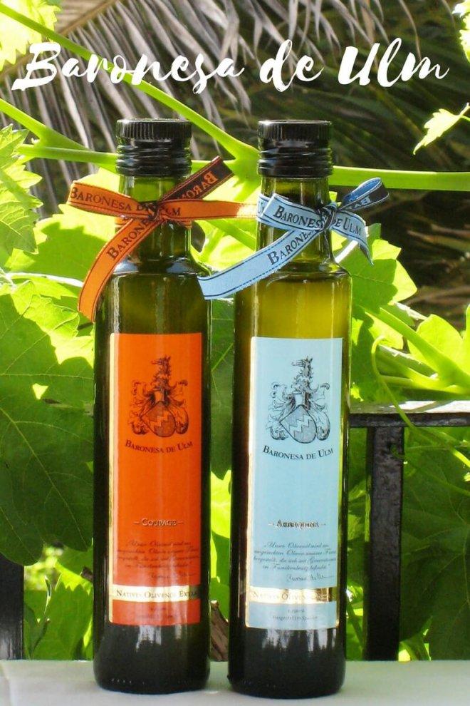 Olivenöl Baronesa de Ulm