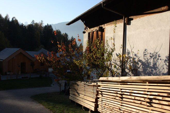 Ferien auf dem Bauernhof in Chalets
