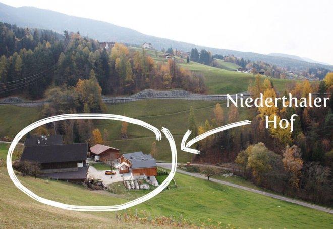 Niederthaler Hof in Brixen