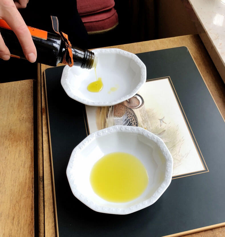 Olivenöl Verkostung mit Mauritia Ulm-Erbach