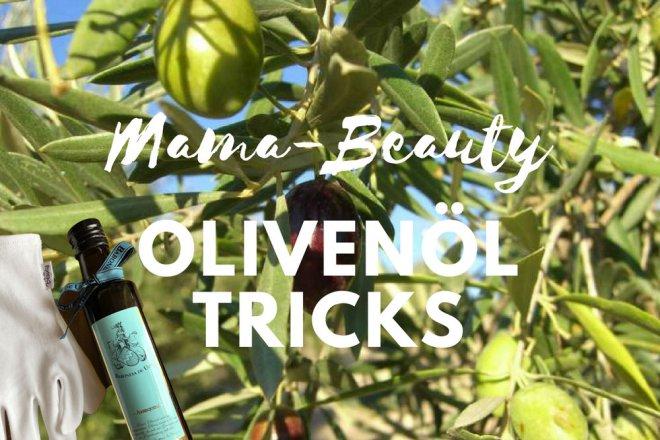 Hautpflege Olivenöl