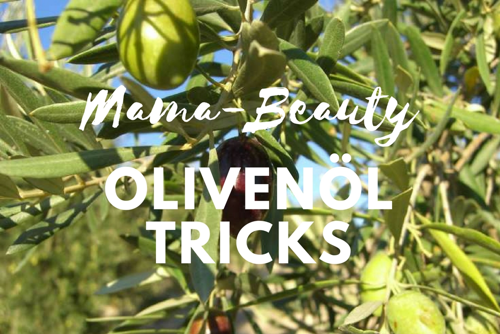 Olivenoel Pflege Haut Haare Cappu Mum