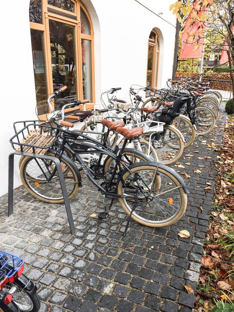 Fahrrad fahren am Tegernsee
