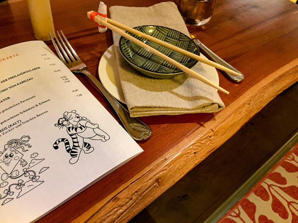 Japanisch essen am Tegernsee