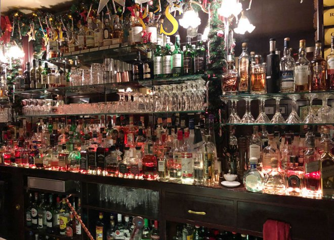 Pussers New York Bar München