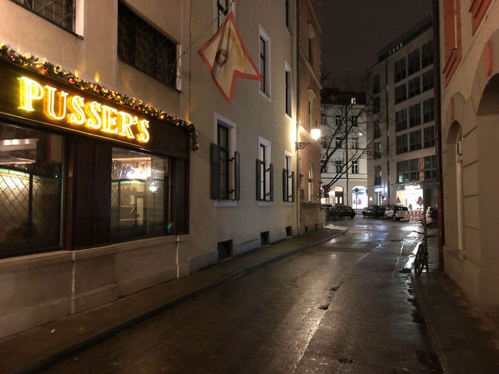 Pussers Bar München