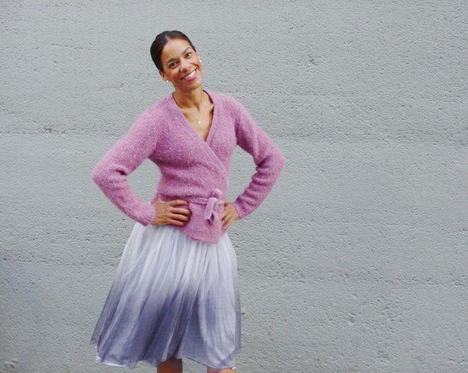 Ballerina Look Deha