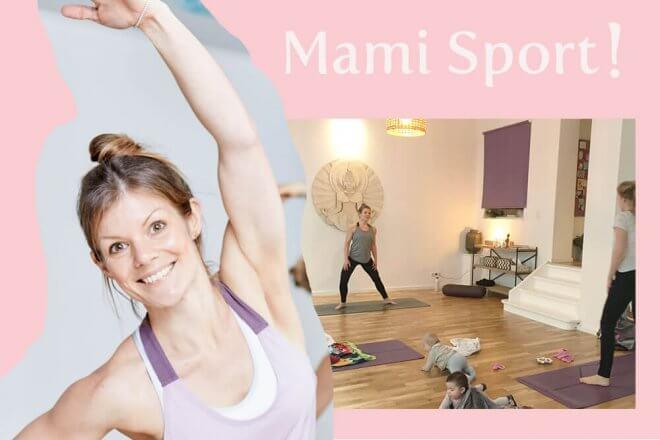 Mami Sport Kurs in München