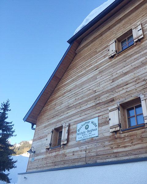 Bochumer Hütte Kelchalm