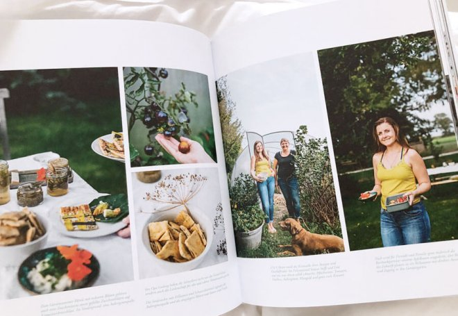 Farmmade München im Flower Ladies Buch mit Blumen und mehr
