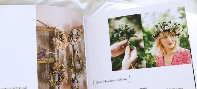 Flower Ladies Blumen Buch