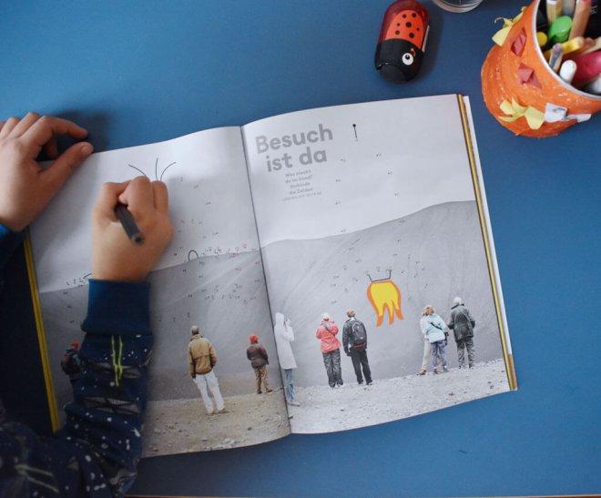 SZ Familie, das Familienmagazin der Süddeutschen Zeitung