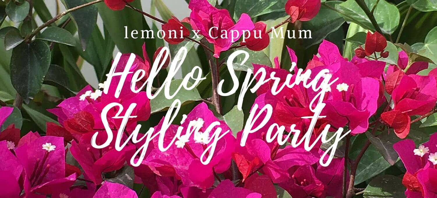 Hello Spring Styling Party