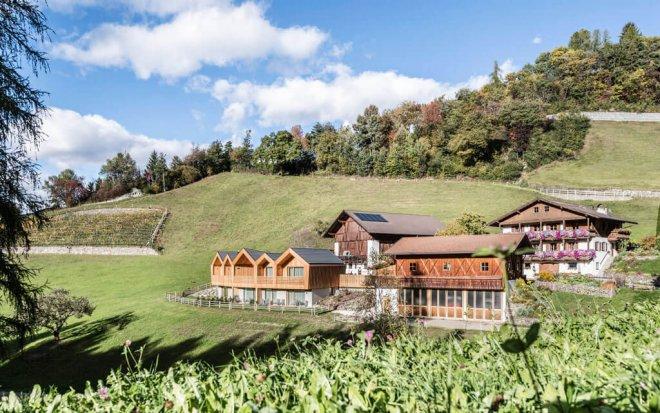 Urlaub auf dem Land in Südtirol