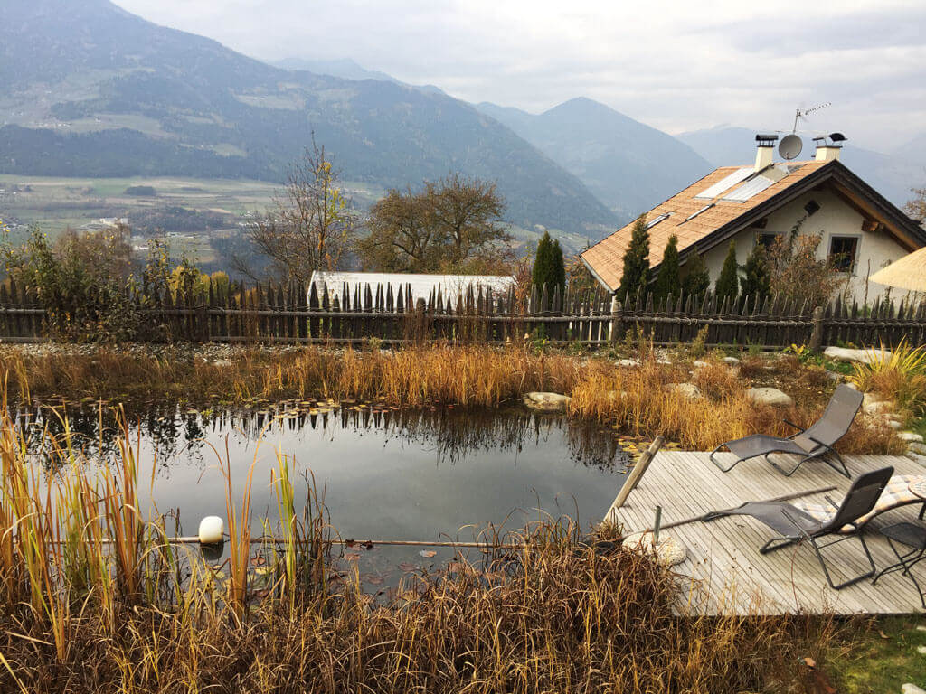 Urlaub auf dem Land auf dem Frötscherhof bei Brixen