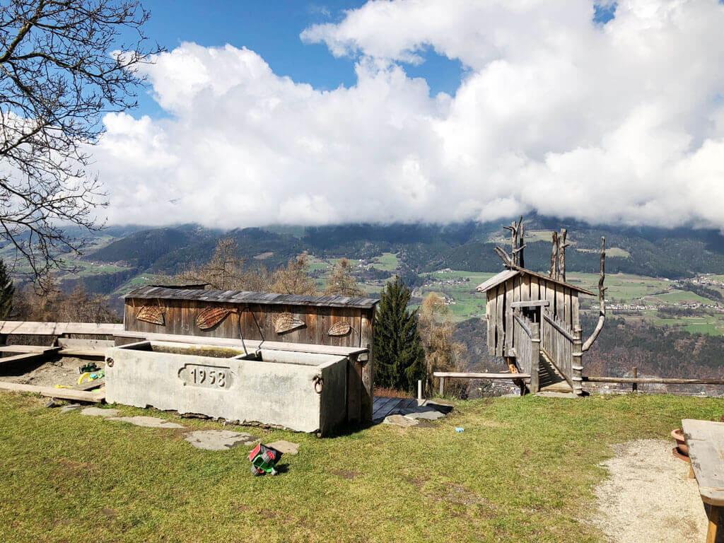 Urlaub auf dem Land in Südtirol auf dem Bauernhof