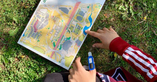 München Orientierungslauf für Kinder