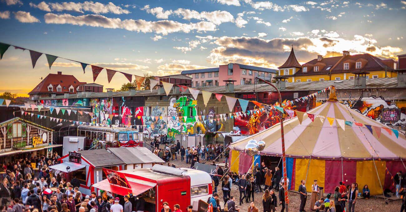 Wannda Kultur Festival München