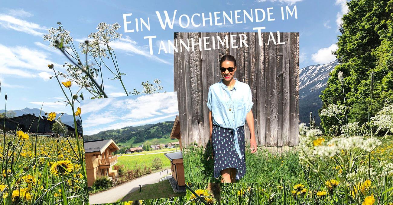 La Soa Chalets in Schattwald im Tannheimer Tal
