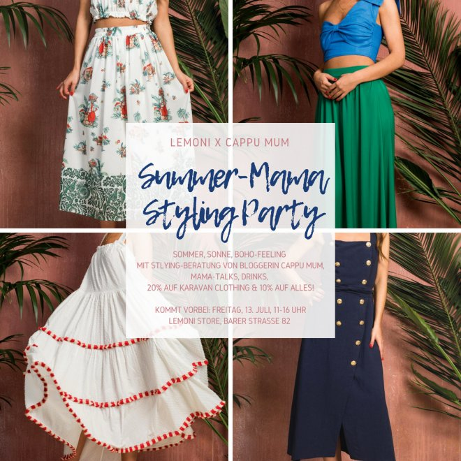 Summer Mama Styling Party