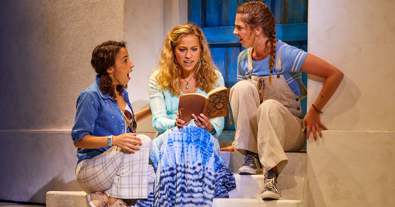 Mamma Mia Deutsches Theater