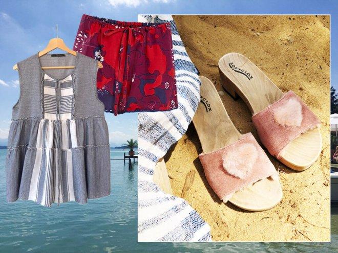 Sommerlook für Mamas