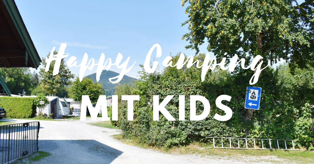 Camping in Bayern mit Familie