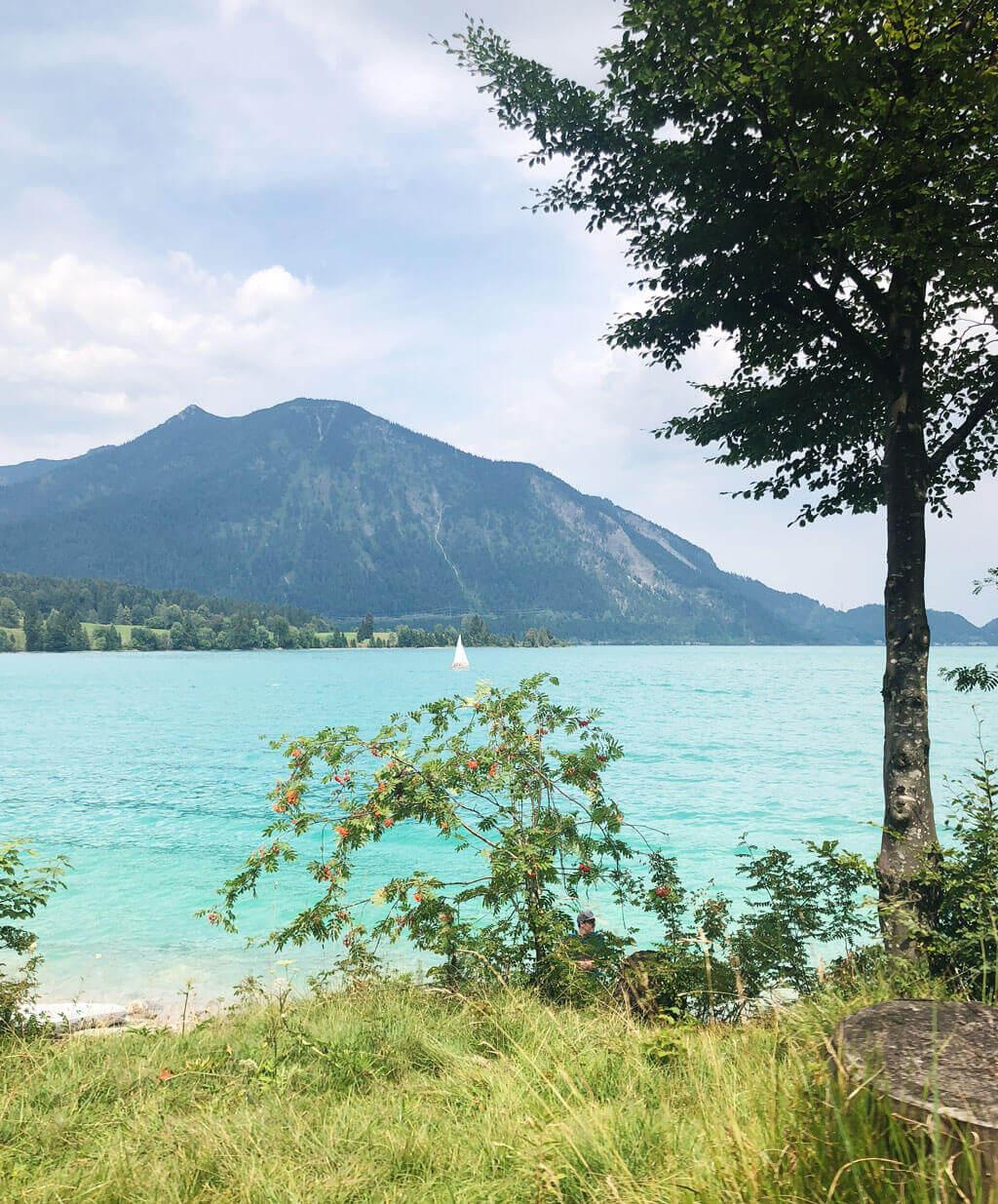 Walchensee SUP
